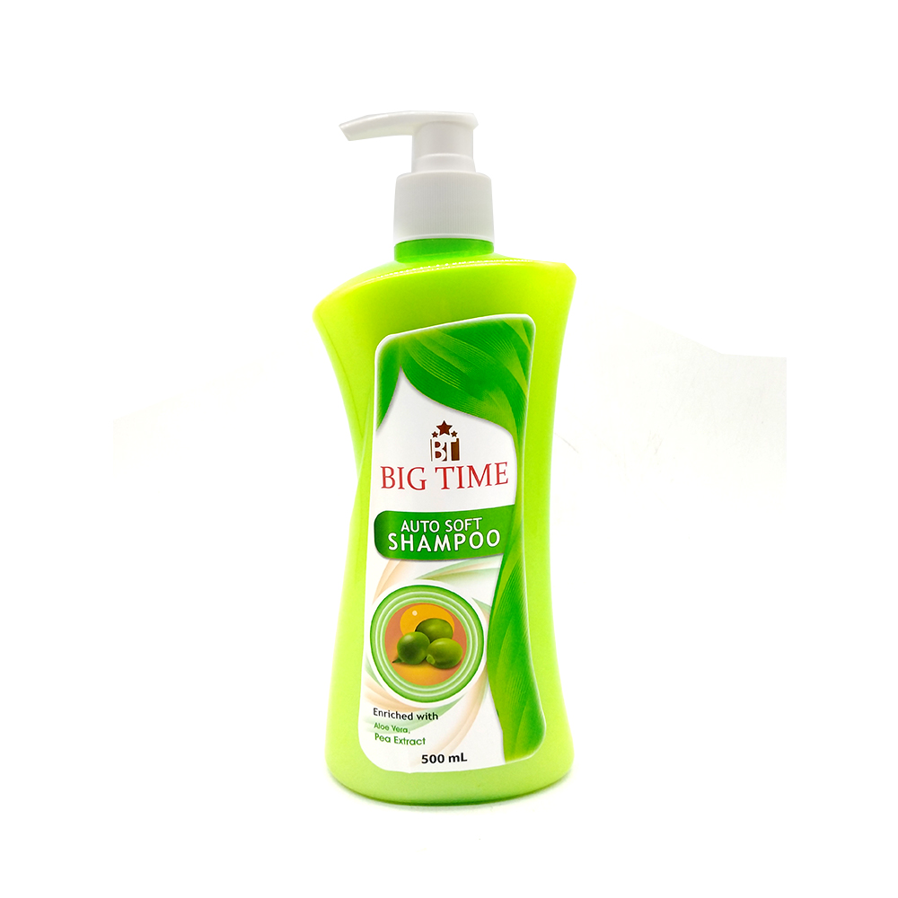 Big Time Shampoo Aloe Vera, Pea Extract 500ml