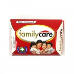 Family Care Anti-Bacterial Bar Soap Deo Active 110g