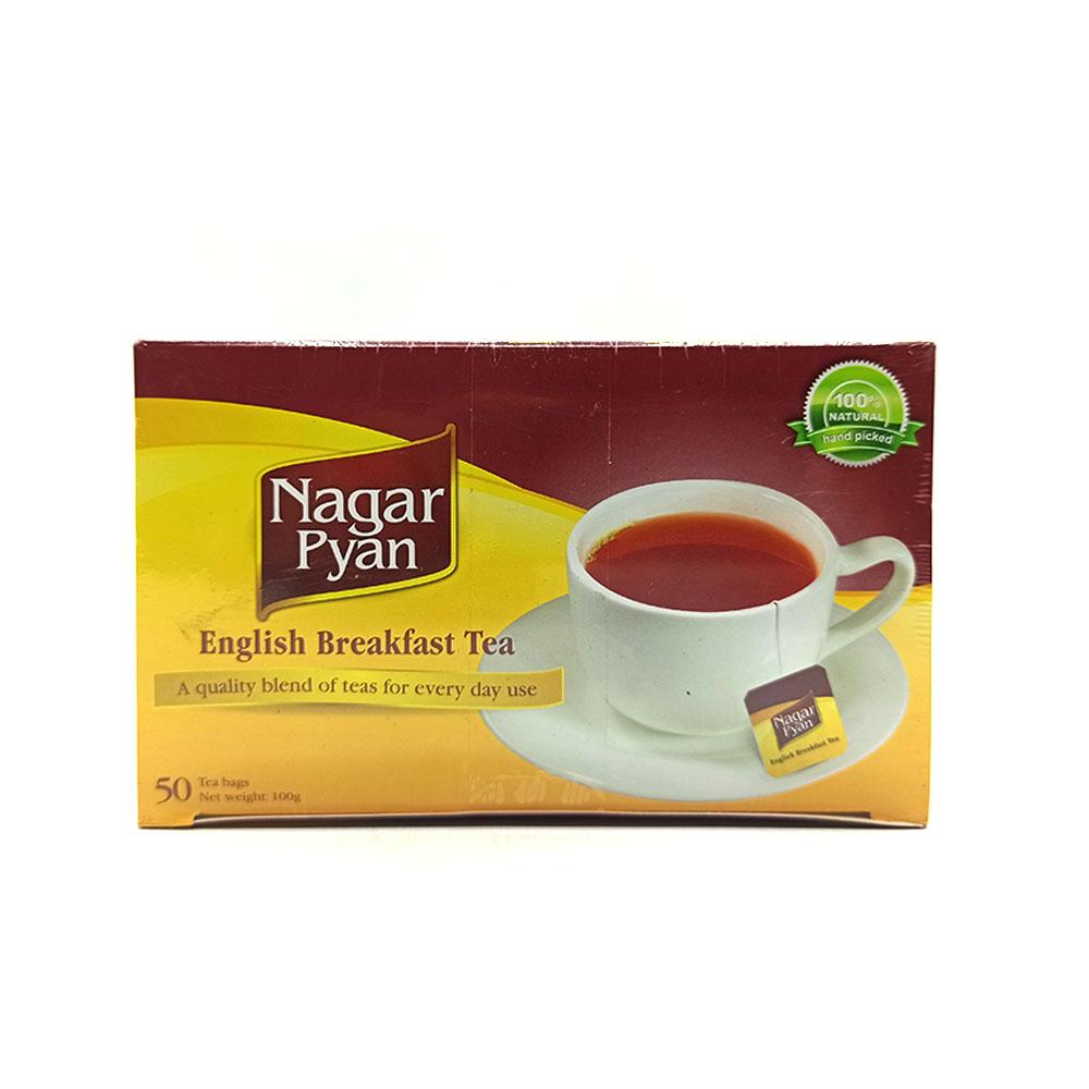 Nagar Pyan Finest Myanmar Tea 50's 100g
