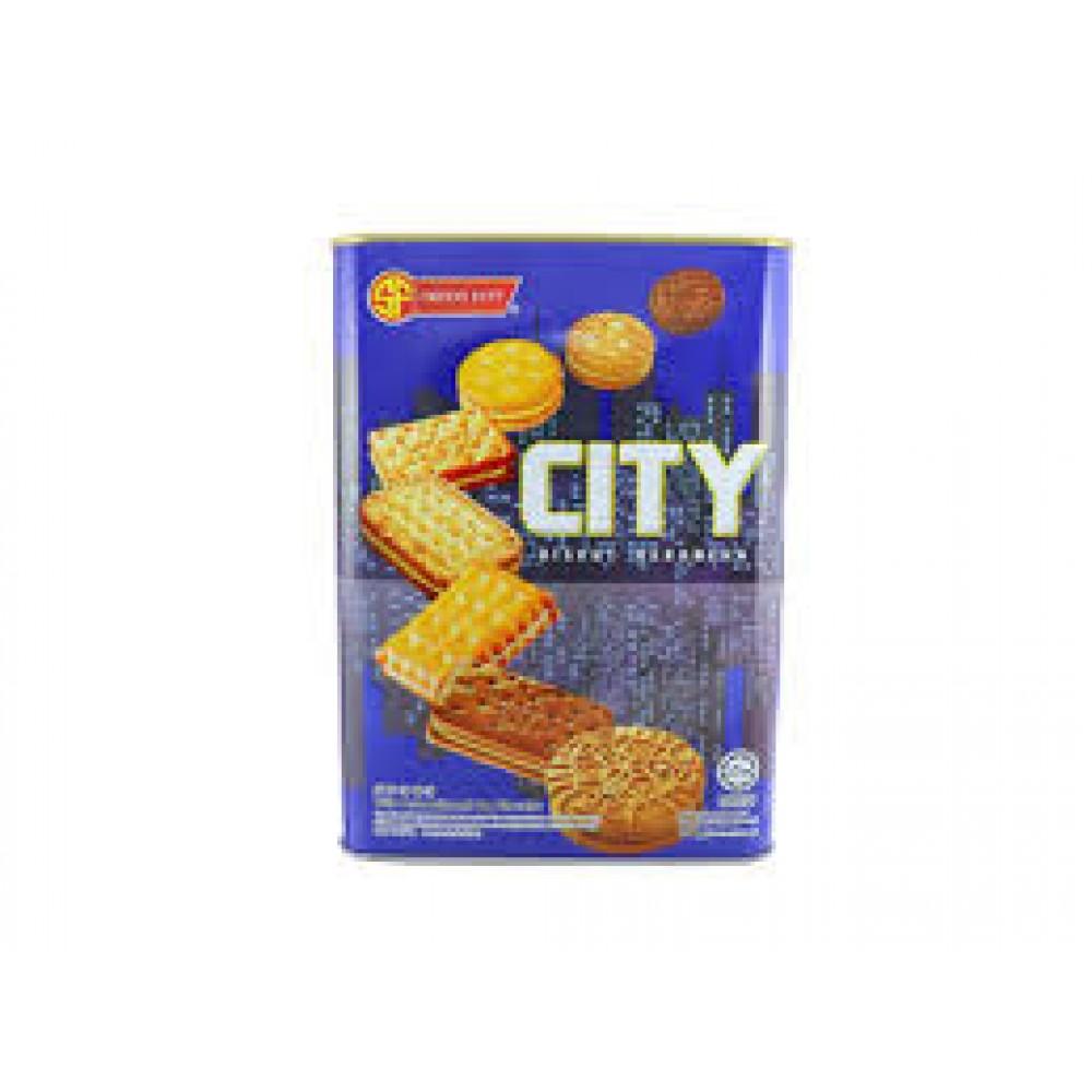 Shoon Fatt City Assorted Biscuits  700 gm