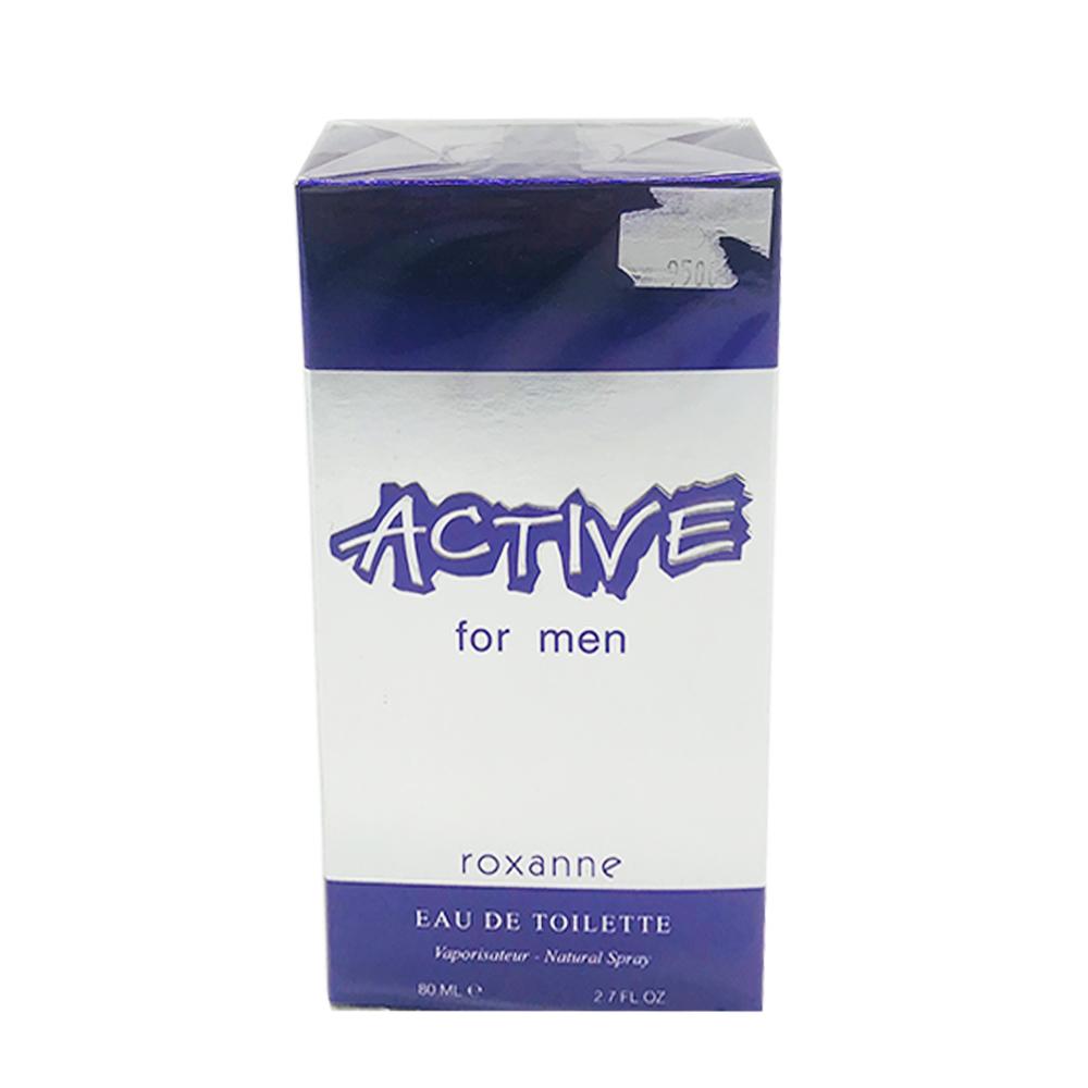 Active Men Perfume Roxanne M9 80ml