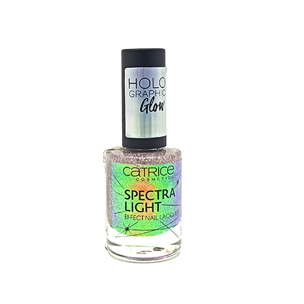 Catrice Spectra Light Effect Nail Lacquer 10ml (01-Down The Milk Way)