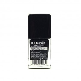 Catrice Ico Nails Gel Lacquer 10.5ml (20-Black To The Routes)