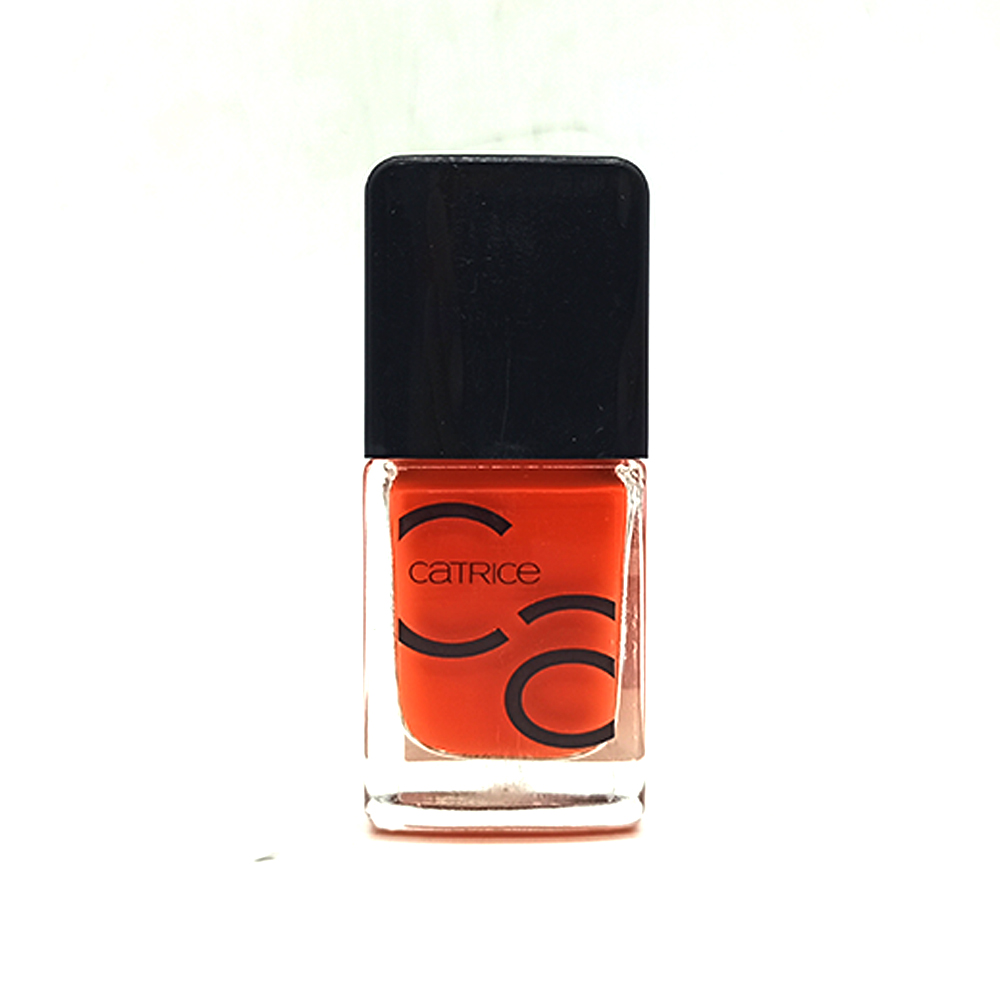 Catrice Ico Nails Gel Lacquer 10.5ml (46-Work Hard, Play Orange)