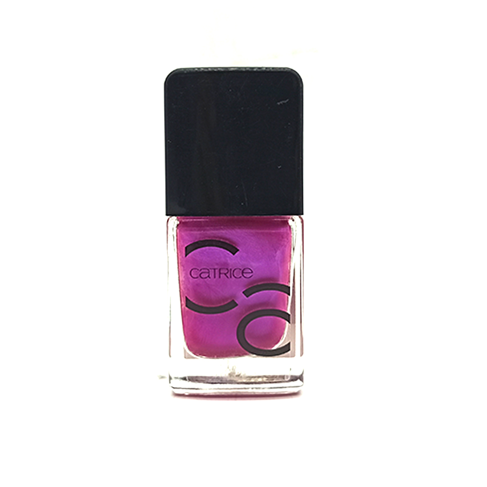 Catrice Ico Nails Gel Lacquer 10.5ml (48-All's Well That Ends Pink)