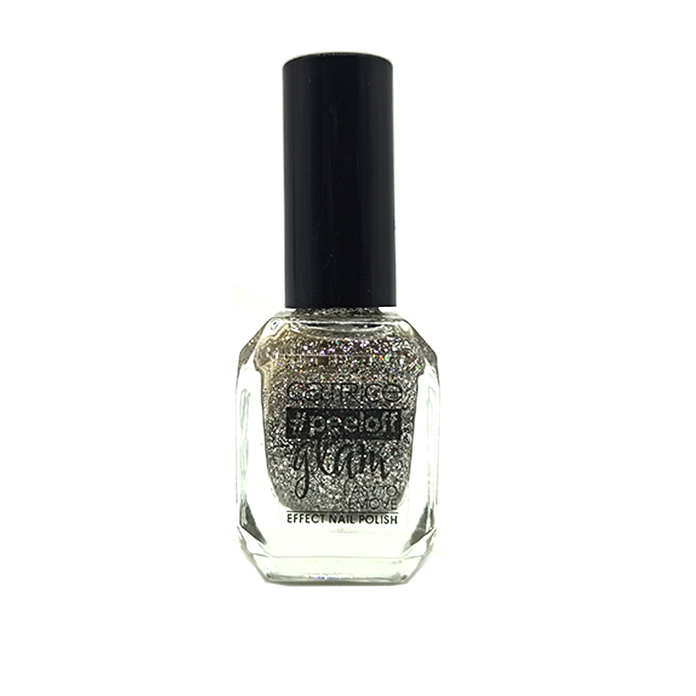 Catrice Peeloff Glam Effect Easy To Remove Nail Polish 11ml (02-Nail More, Worry Less)