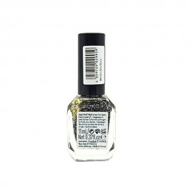 Catrice Peeloff Glam Effect Easy To Remove Nail Polish 11ml (04-Girl Bite Black)