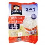 Quaker 3 in 1 Oat Cereal Drink Original 15's 420g