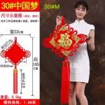 30 M Chinese New Year FU World Decoration (Dreams)
