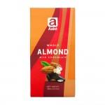 Aalst Whole Almond Milk Chocolate 100g
