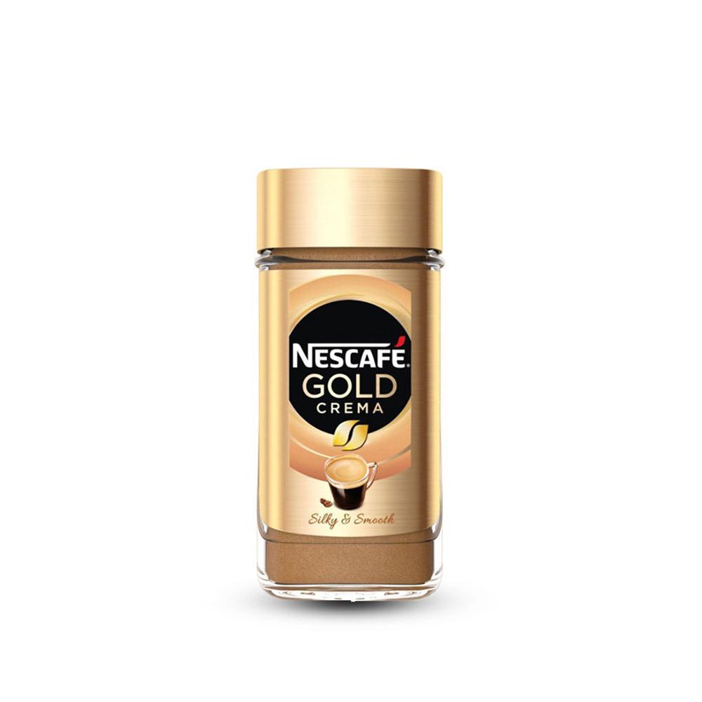 Nescafe Gold Crema Coffee 100g (Bot)