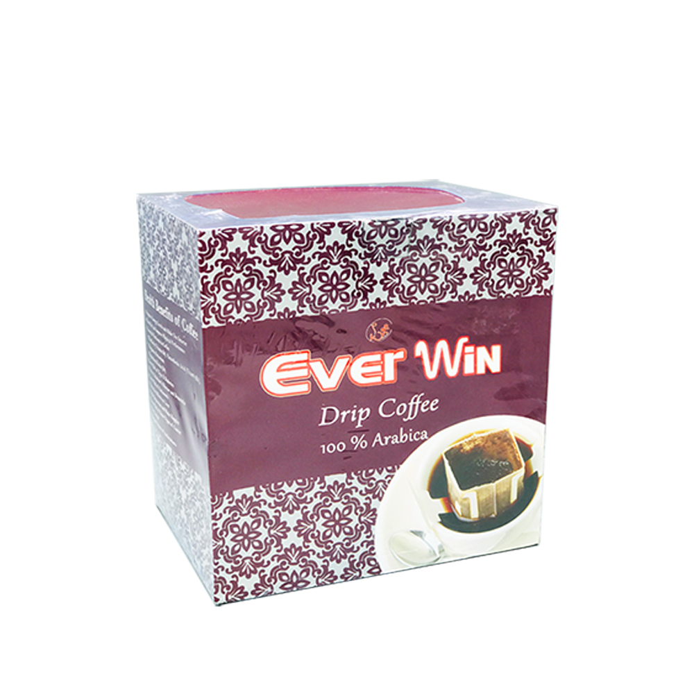 Ever Win 100% Arabica Drip Coffee 10's 300g (Box)