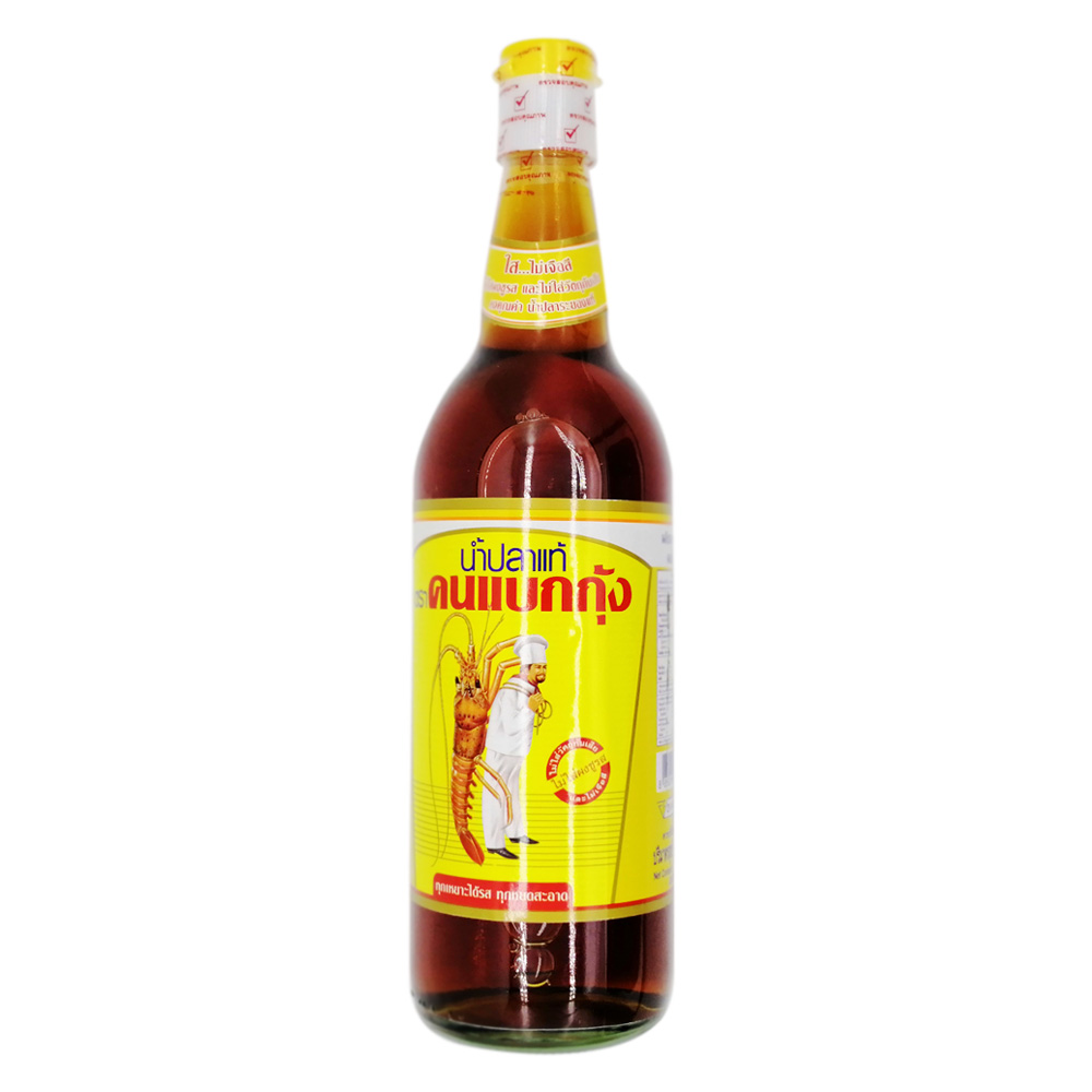 Cook & Lobster Fish Sauce 750ml