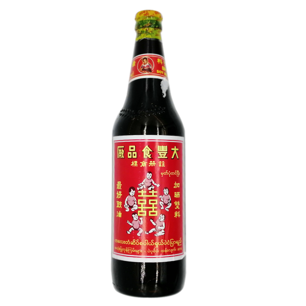Baby Light Soy Sauce