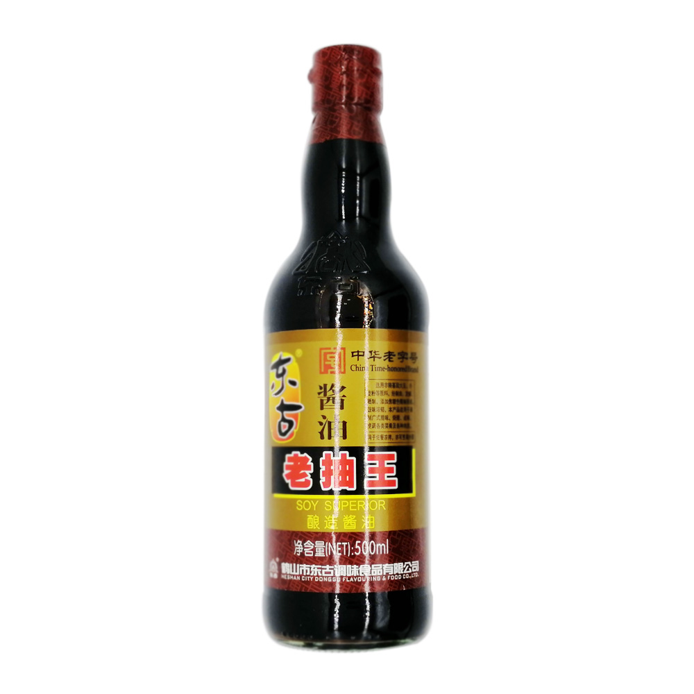 China Time-honored Superior Soy Sauce 500ml