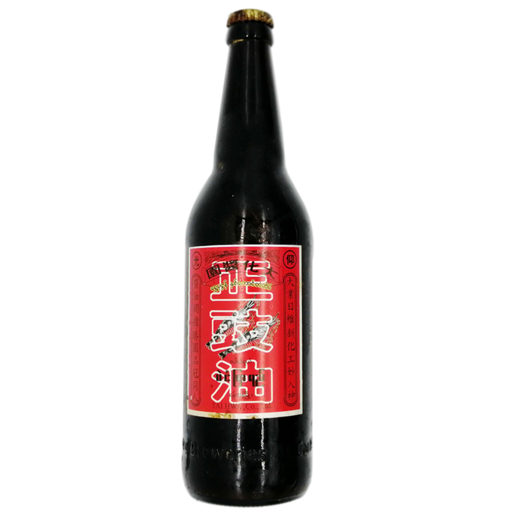 Golden Shrimp Soy Sauce