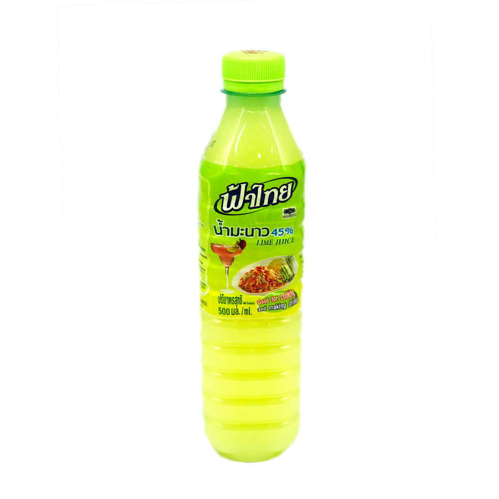 Fa Thai Lime Juice 500ml