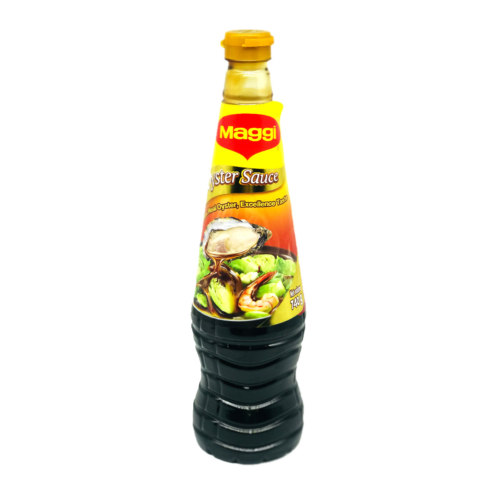 Maggi Oyster Sauce 740g (FOC-Buy 1 Get 1 Purse (On Pack))