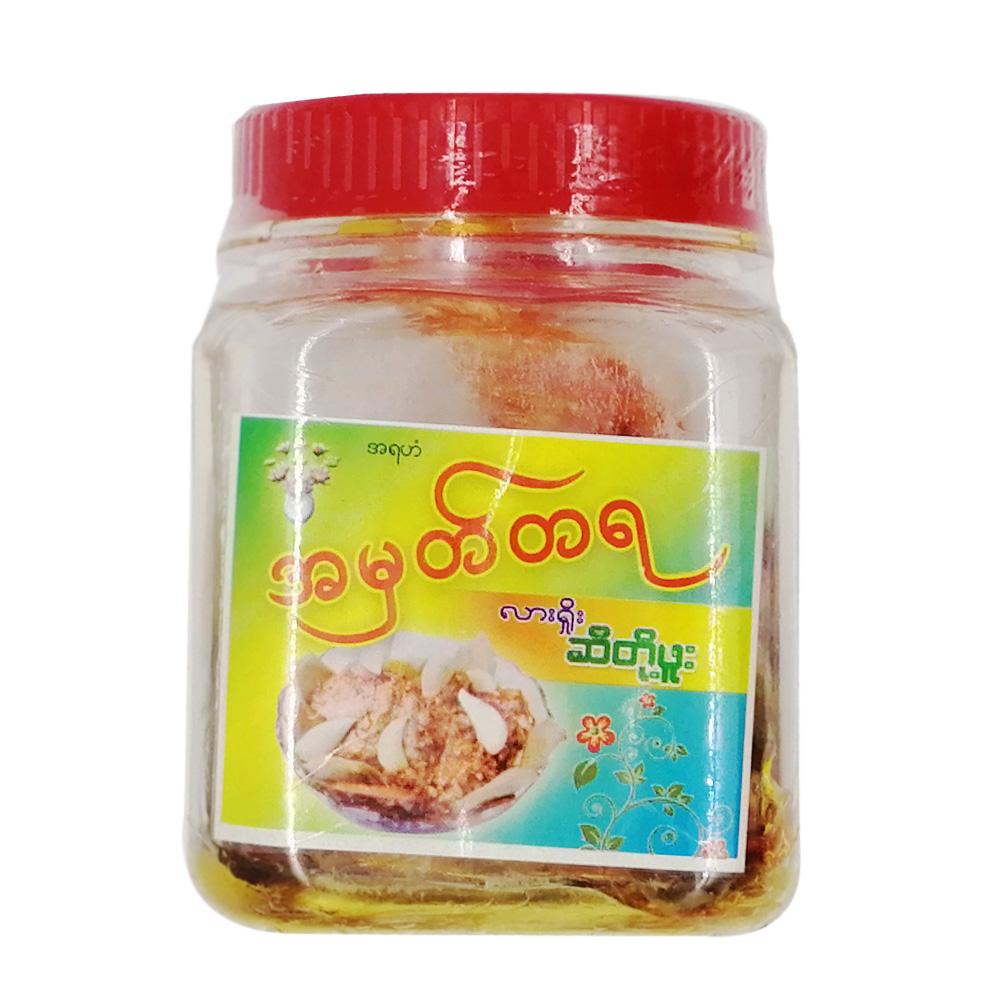 Ah Hmat Ta Ya Oil Tofu