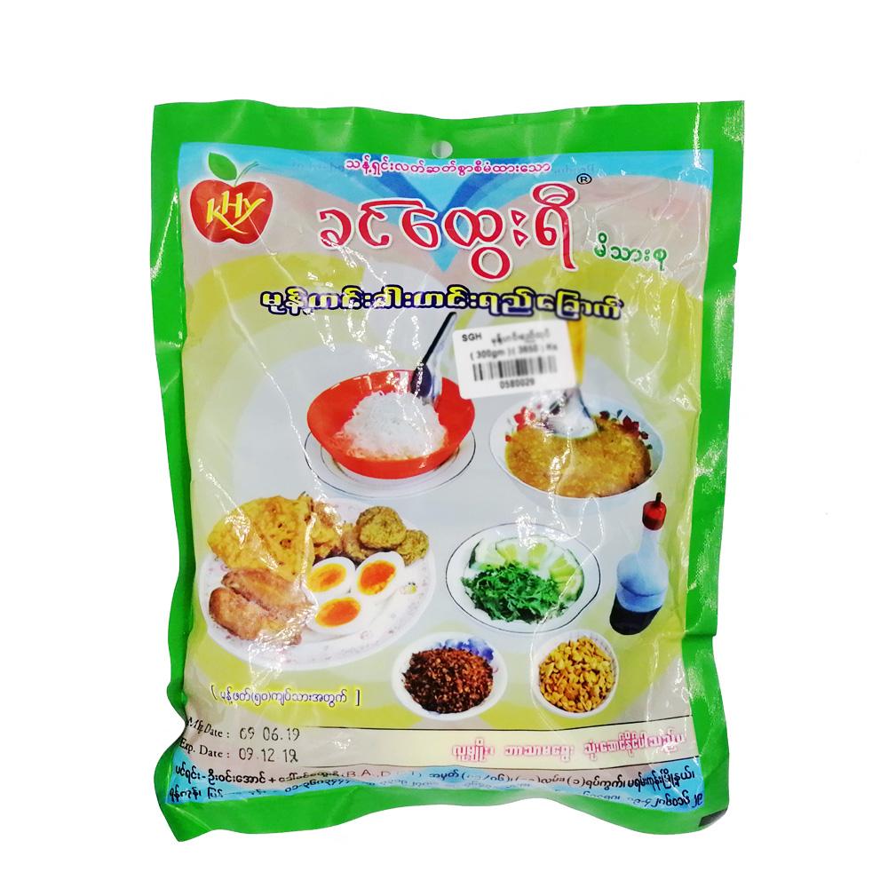 khin Htwe Yee Dried Mohingar 300g