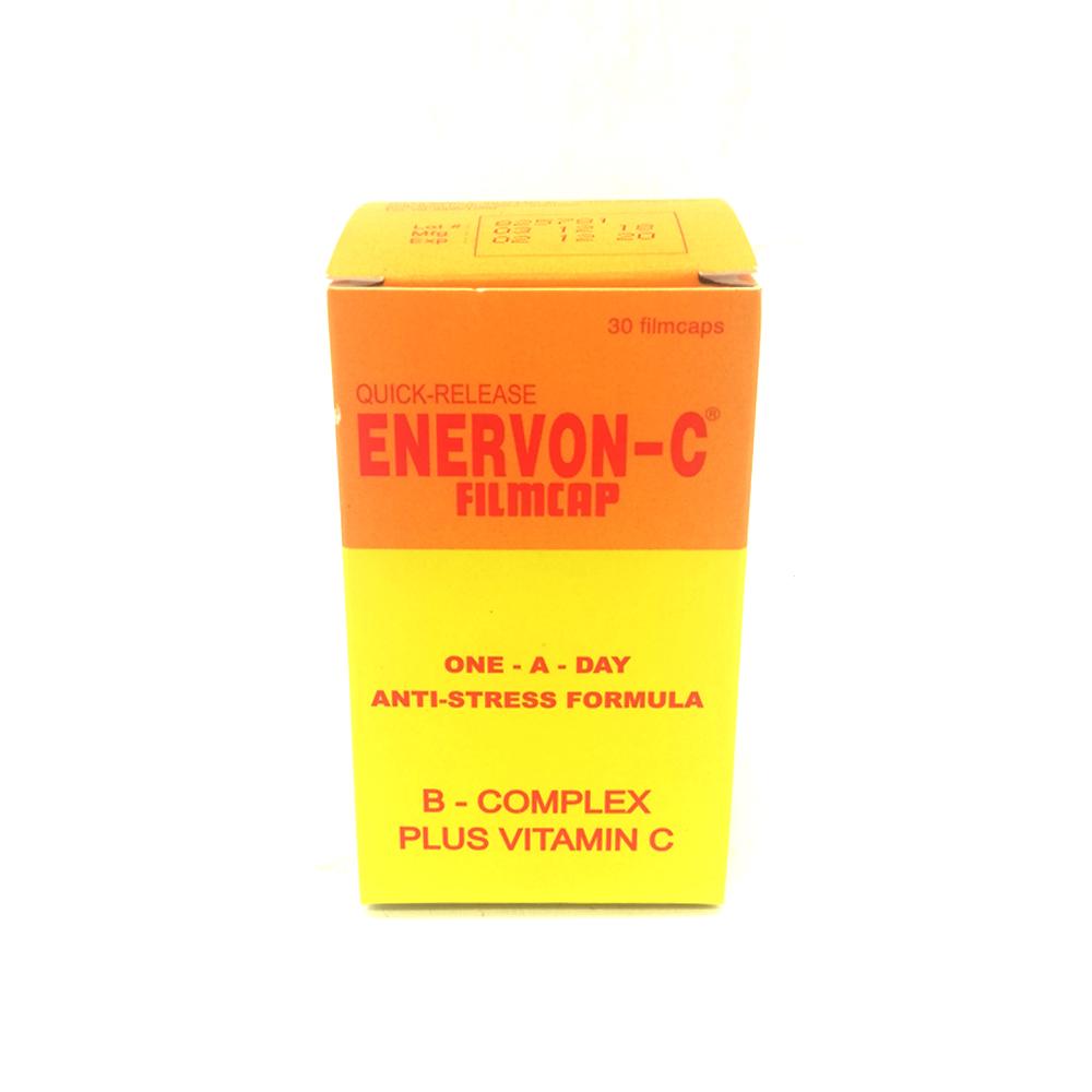 Enervon-C Filmcap For Energy And Body Resistance 30's
