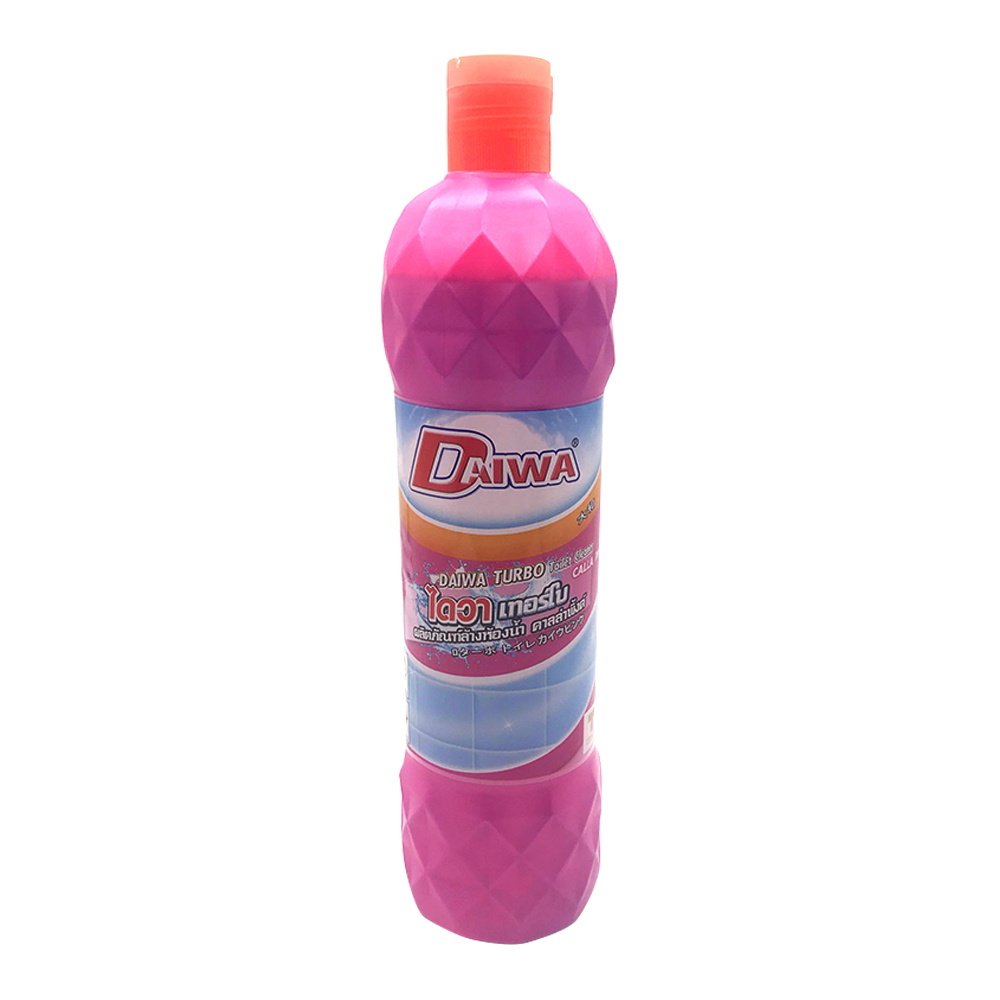Daiwa Toilet Cleaner Daiwa Turbo Calla Pink 950ml