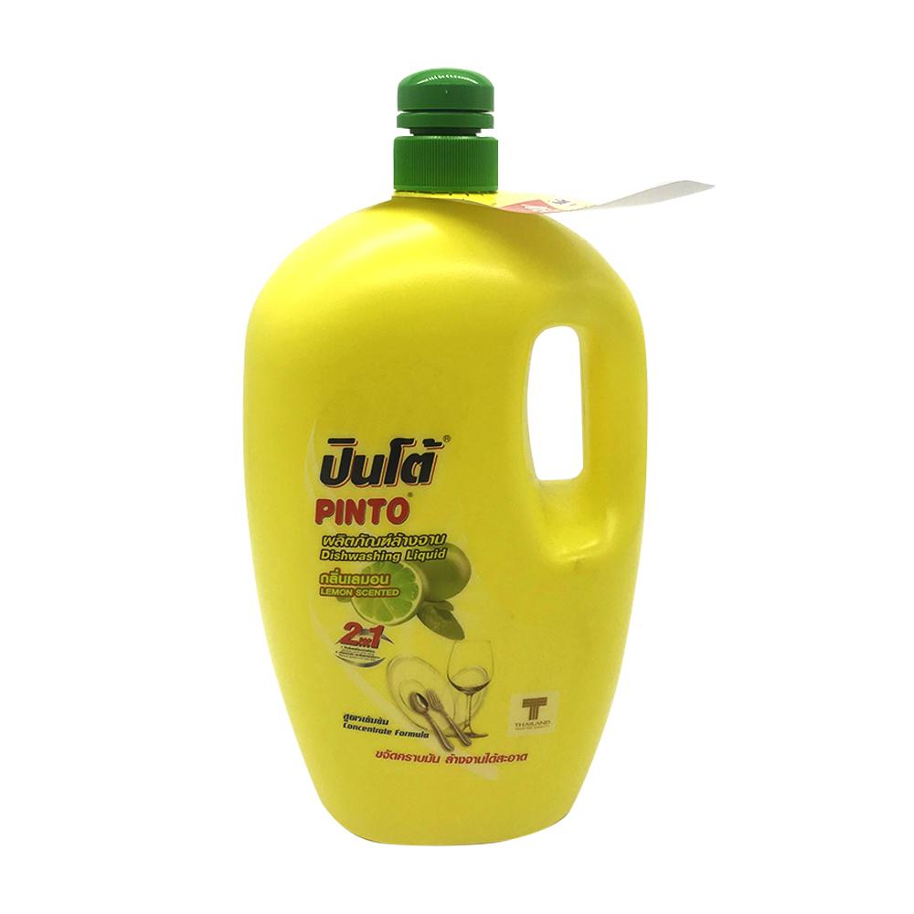 Pinto Dishwashing Liquid Lemon Scented 1800ml