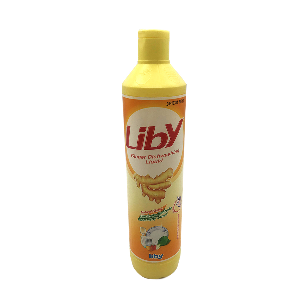 Liby Ginger Dishwashing Liquid 500g