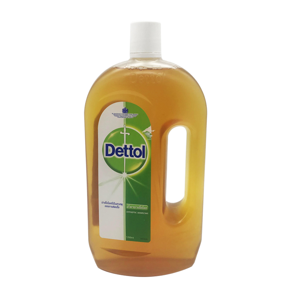 Dettol Antiseptic Disinfectant Liquid 1200ml