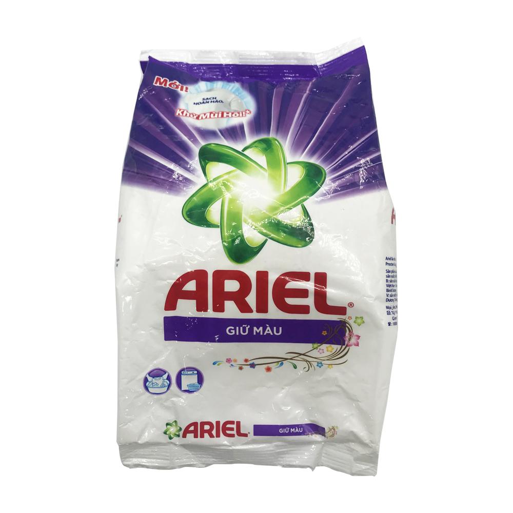 Ariel Detergent Powder 720g (Violet)