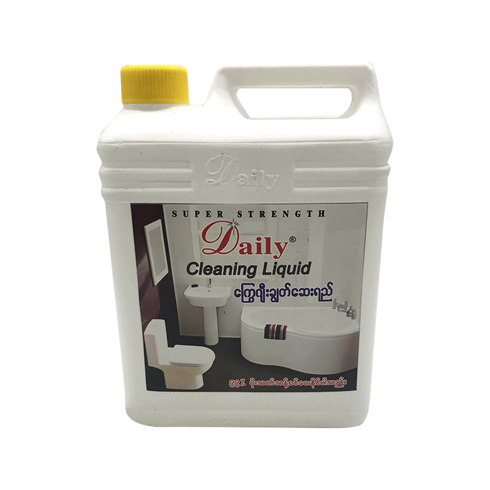 Daily Bathroom & Tiolet Cleanser 2 Ltr