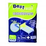 Best Care Under Pad Size-60x90cm 10's