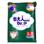 Dr.P Adult Diaper Maxi Overnight L 8's