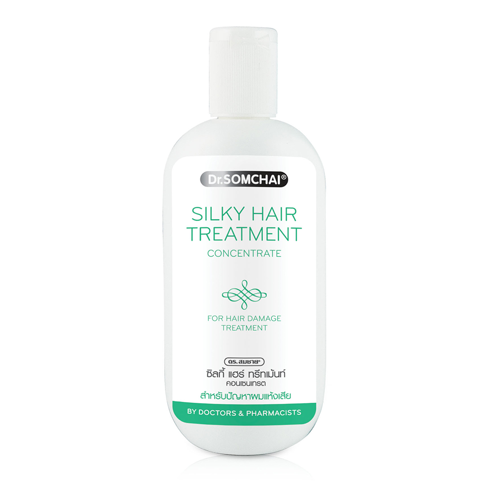 Dr Somchai Silky Hair Treatment 100ml