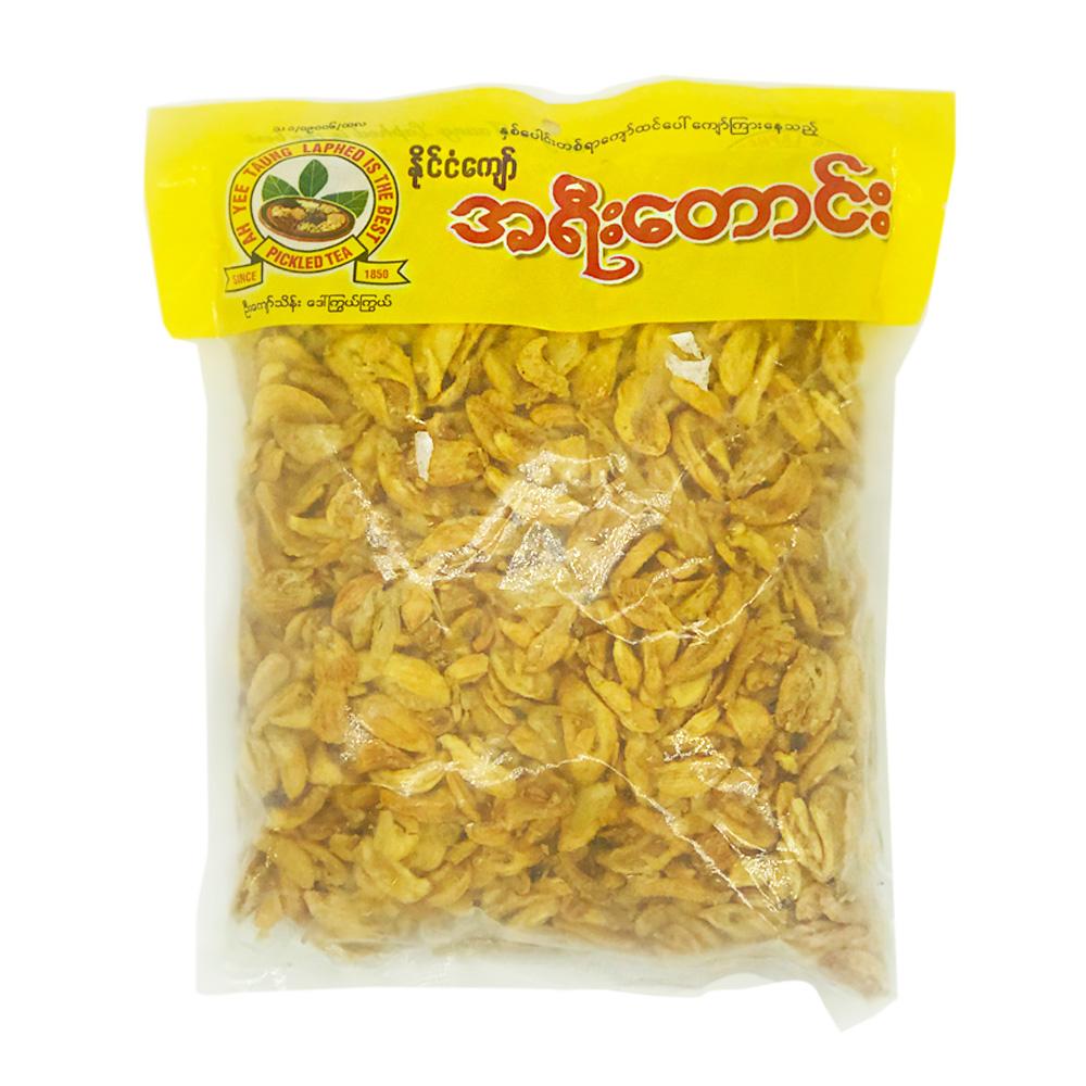 Ah Yee Taung Fried Garlic Shwe La Chan 160g
