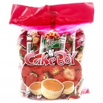 Good Morning Cake Boy Strawberry Cream 10's 160g