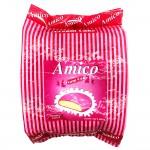 Good Morning Amico Cream Cake Strawberry Coated 24's 240g