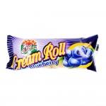 Good Morning Cream Roll Blueberry 60g