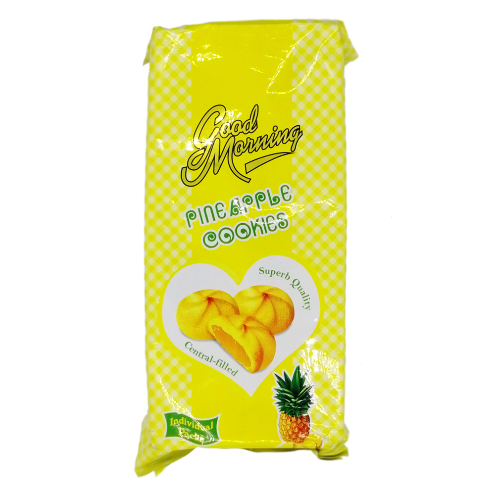 Good Morning Cookies Pineapple 200g