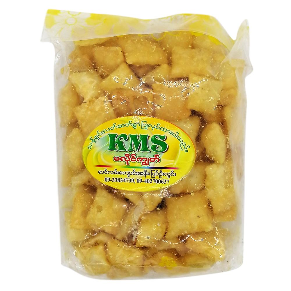 KMS Cream Crispy (Small)