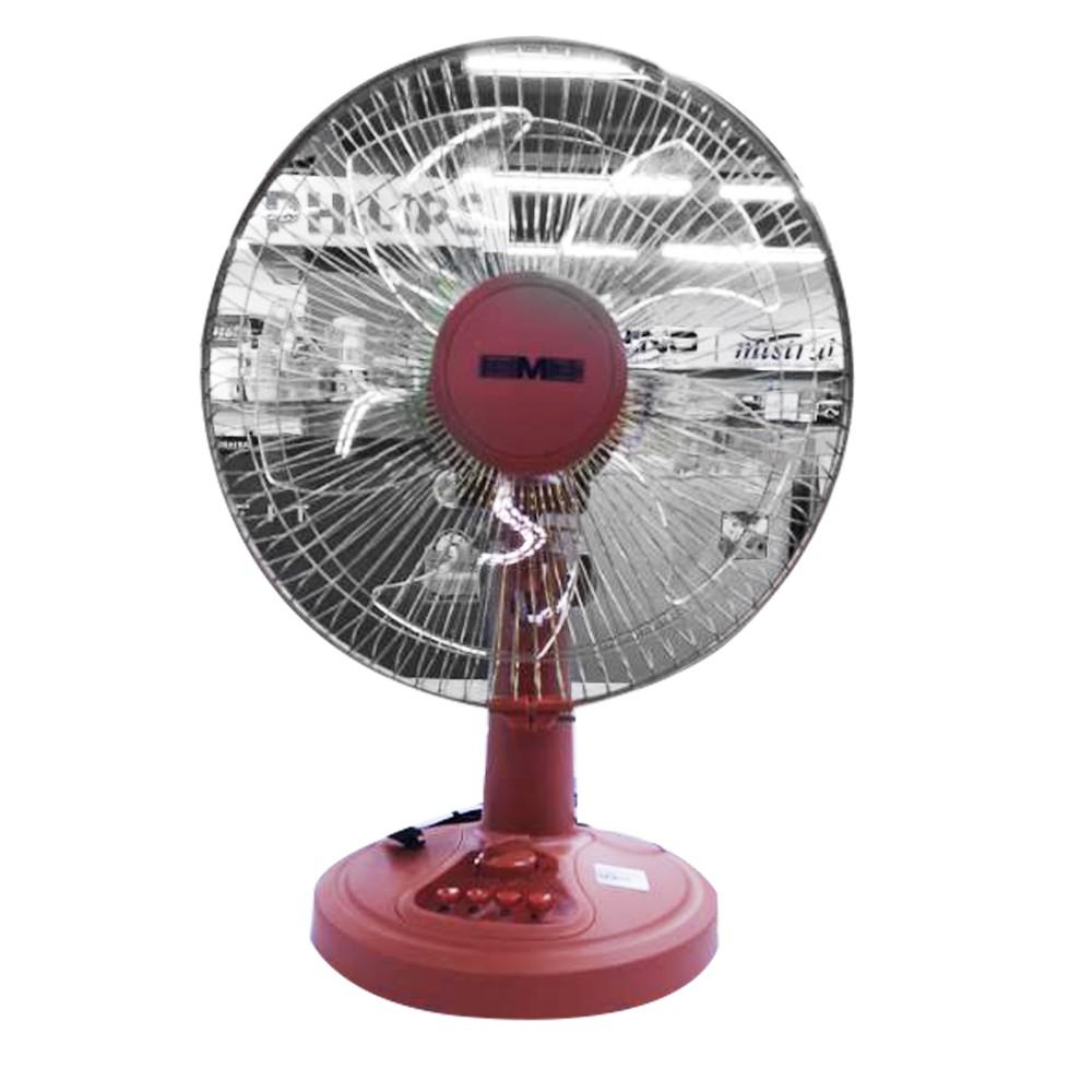 "EMD Electric Table Fan DF-1220 12"" 35W (220V/50Hz)"