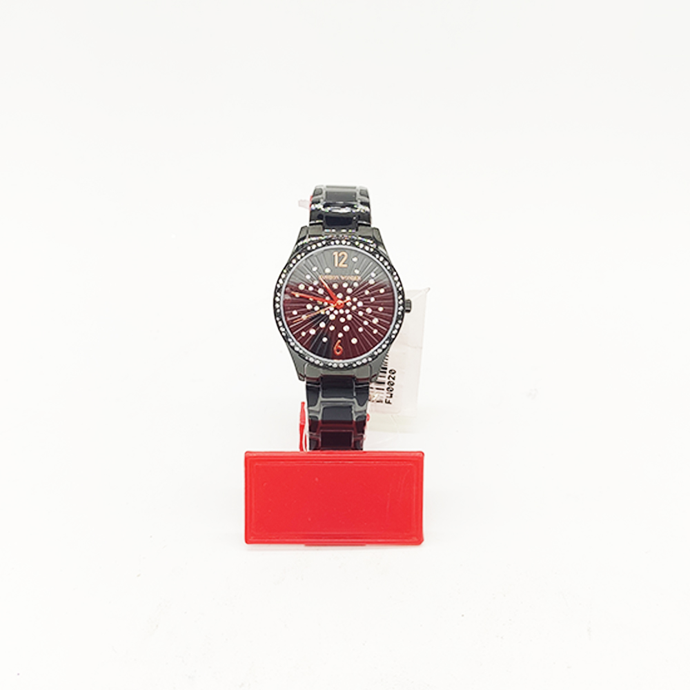 Fashion Wonder Women Watch FW-0020 (Black)