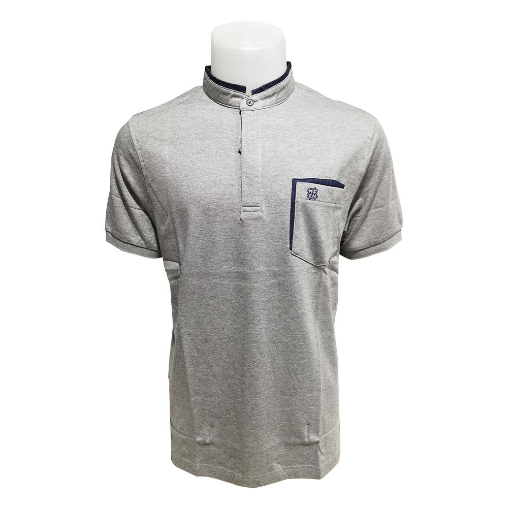 Bradford  Men Polo Shiirt S/S BRP1126 Size-S to Xxl (GR)