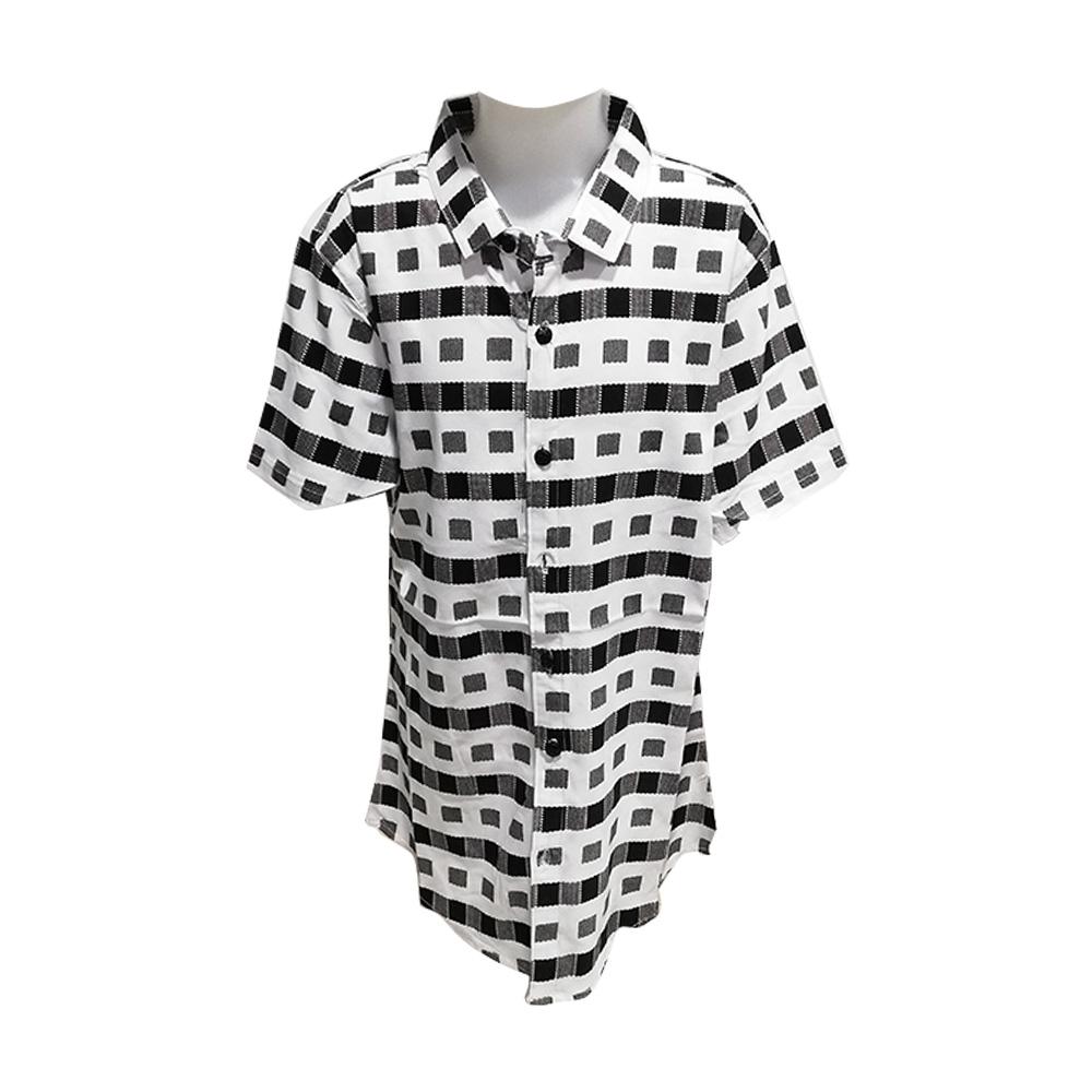 Bangsiqi Men Shirt S/S Size M to XL