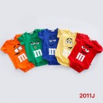 Minion Baby Romper 2011J