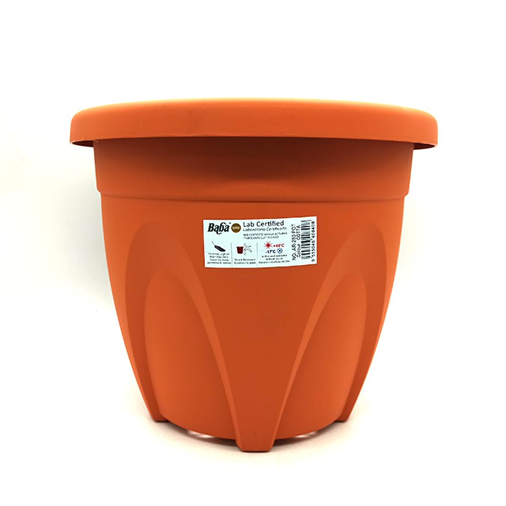 Ba Ba Flower Pot AR-280 Cotta