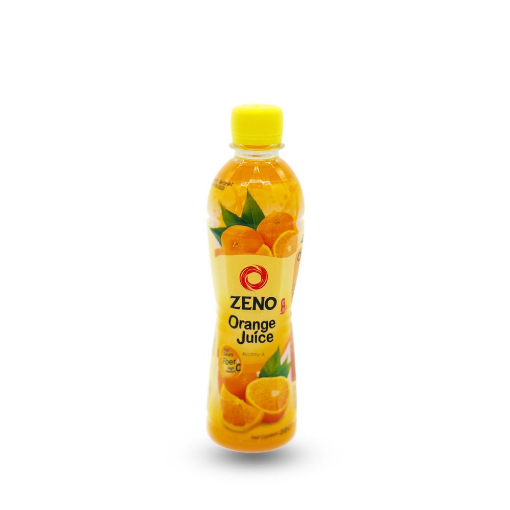 Zeno Orange Juice 380ml