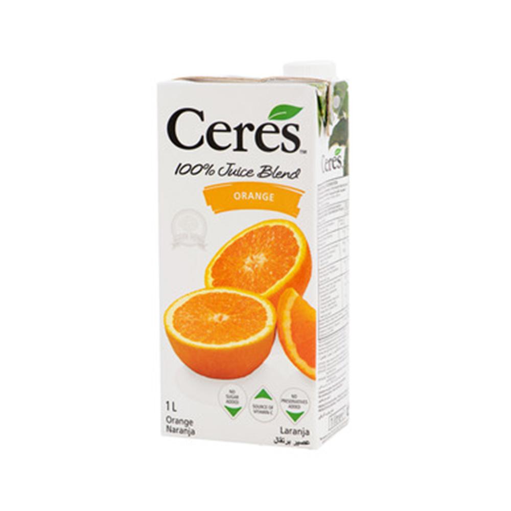 Ceres 100% Juice Blend Orange 1ltr