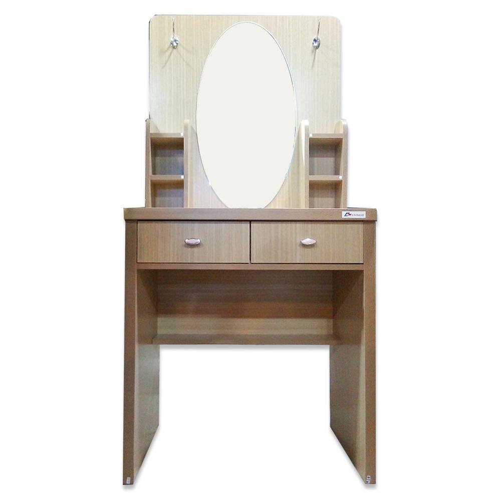 """Na Na Chipboard Dressing Table MDT-5501 (27.5""""x16""""x60"""")"""
