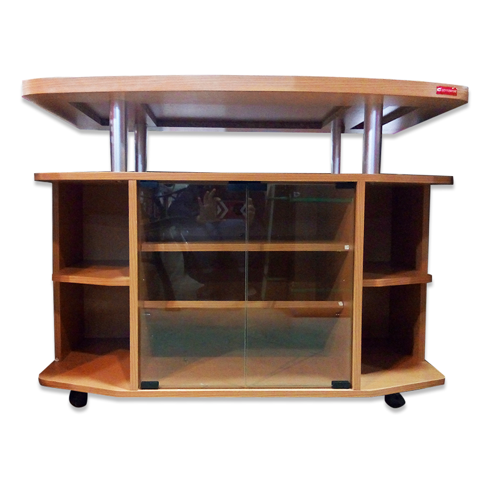 "City Furniture TV Stand TV-02 (36""x17.5""x27.5"")"